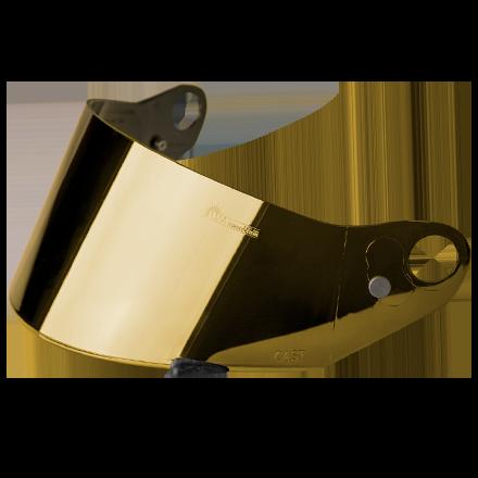 CM6 Mirror Gold Visor