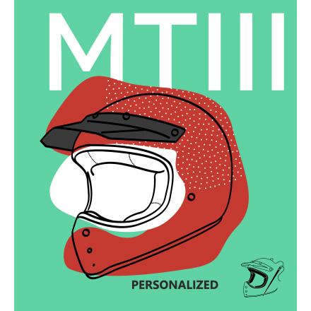 MT3  Fiber Multi PERSONALIZED
