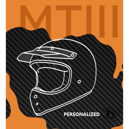 MTIII  Carbon Multi PERSONALIZED
