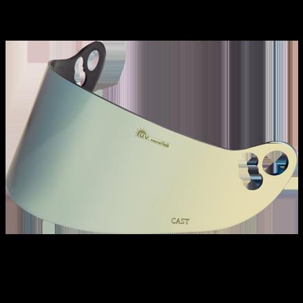 CM5 Mirror Gold visor